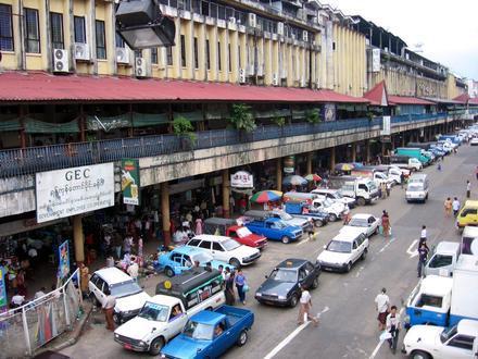 Yangon Image