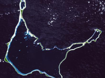 Arno Atoll Image