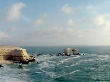 Monumento natural La Portada Imagen
