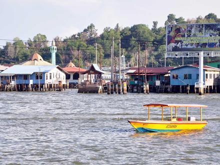 Kampong Ayer Image