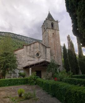Sant Martí de Llémana