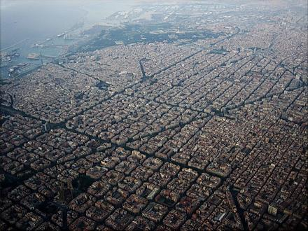 Eixample de Barcelona Image