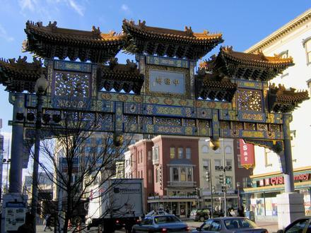 Chinatown (Washington, D.C.) Bilde