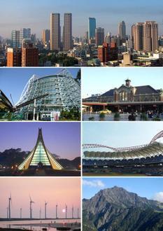 Kota Taichung Image