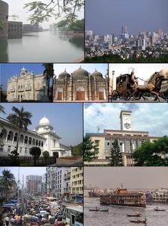 Dhaka Image