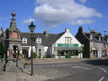 Alford, Aberdeenshire Image