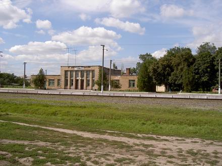 Lutovynivka Image