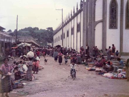 San Pedro Sacatepéquez (Guatemala) Imagen