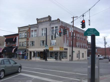 Johnson City, New York Image