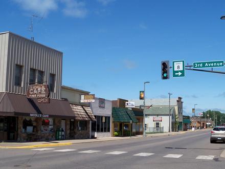 Pine City 图像