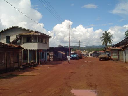 Mahdia, Guyana Image