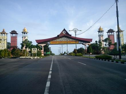 Kampung Ayer Keroh Image