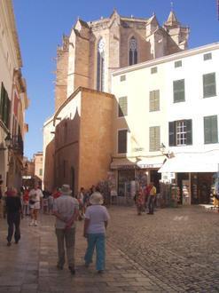 Ciutadella de Menorca Image