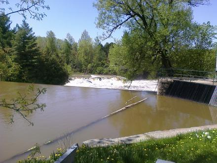 Kingsey Falls Image