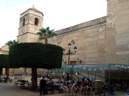 Vera, Spain Image