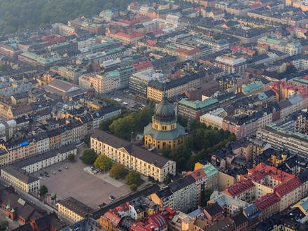 Östermalm (Stockholm) Bilde