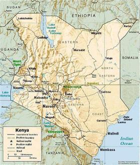 Magadi, Kenya Image