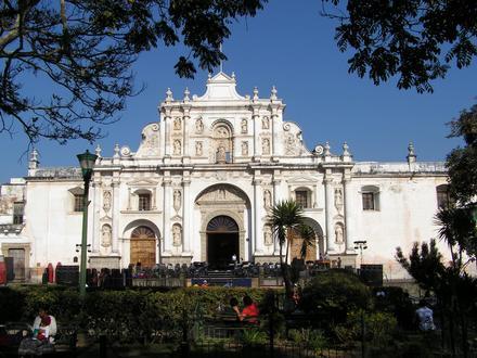 Antigua Guatemala Image