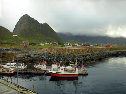 Værøy Image