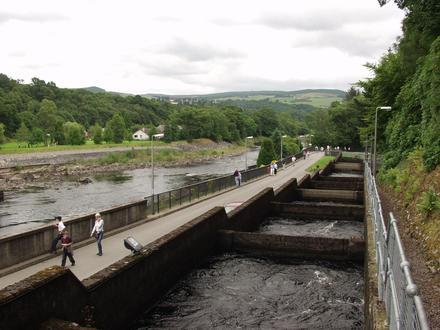 Pitlochry Image