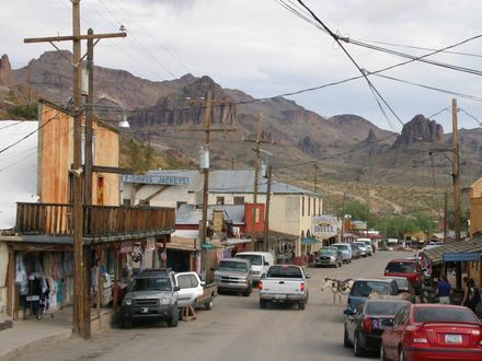 Oatman, Arizona Image
