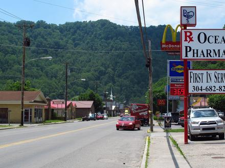 Oceana, West Virginia Image