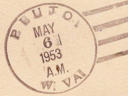Pluto, West Virginia Image