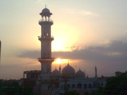 Awan Town Image