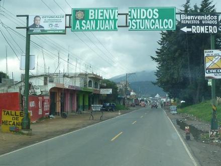 San Juan Ostuncalco Image