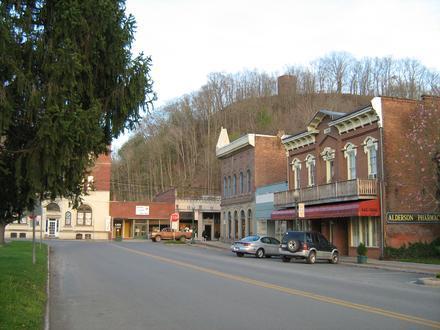 Alderson, West Virginia Image