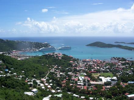 Charlotte Amalie, U.S. Virgin Islands Image