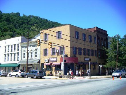 Berkeley Springs Image