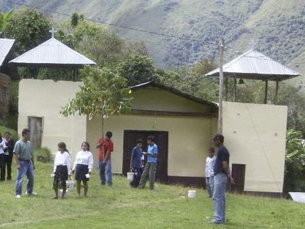 Distrito de Pisuquía Imagen