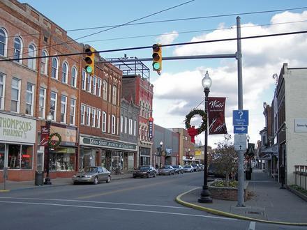 Buckhannon, West Virginia Image