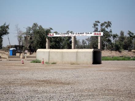 Camp Taji Image