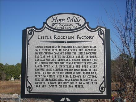 Hope Mills Image