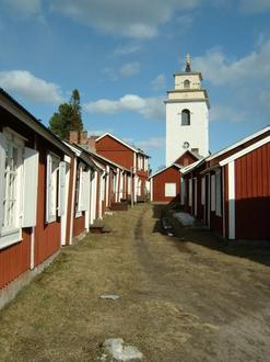 Gammelstads kyrkstad Image