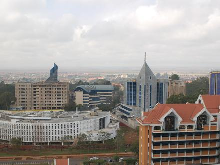 Upper Hill, Nairobi Image