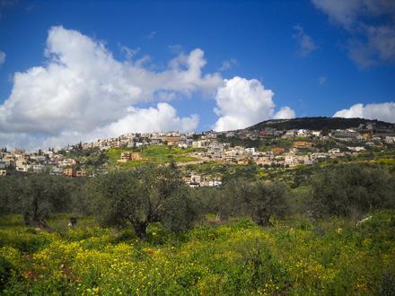 Maghar, Israel Image