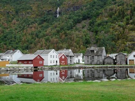 Lærdalsøyri Image