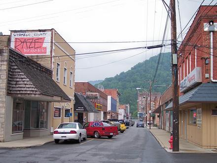 Mullens, West Virginia Image