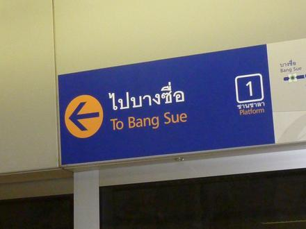 Bang Sue District Image