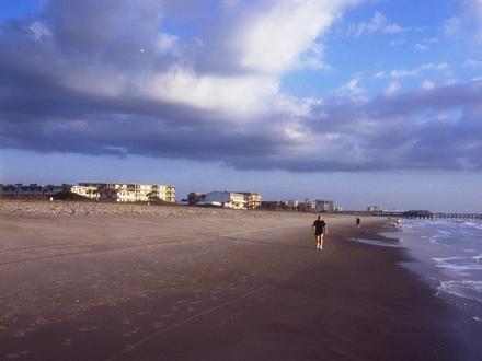 Cocoa Beach, Florida Image