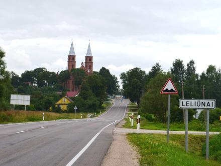 Leliūnai Image