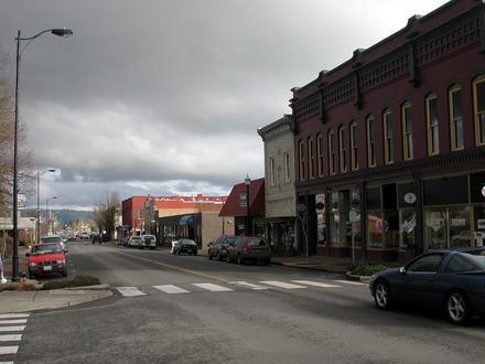 Monmouth, Oregon Image
