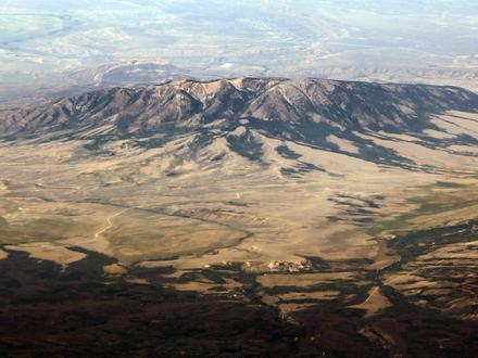 Elk Mountain, Wyoming Image