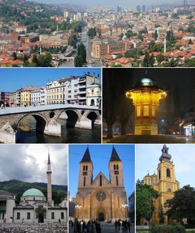 Sarajevo Slika