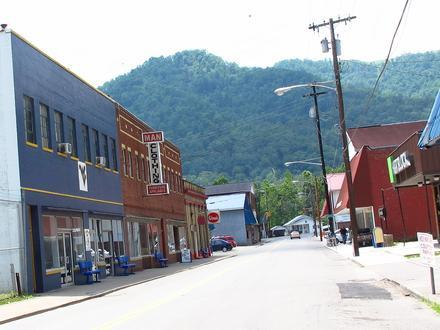 Man, West Virginia Image