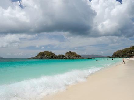 Reef Bay, U.S. Virgin Islands Image
