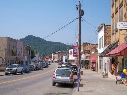 Gassaway, West Virginia Image